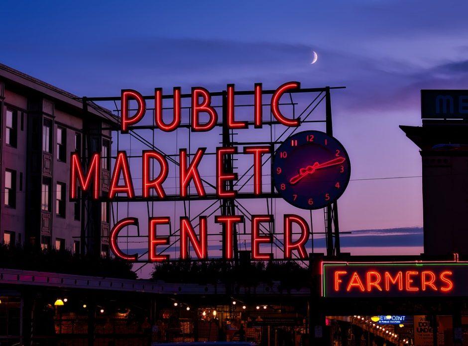 Seattle Wellness Spots Radar