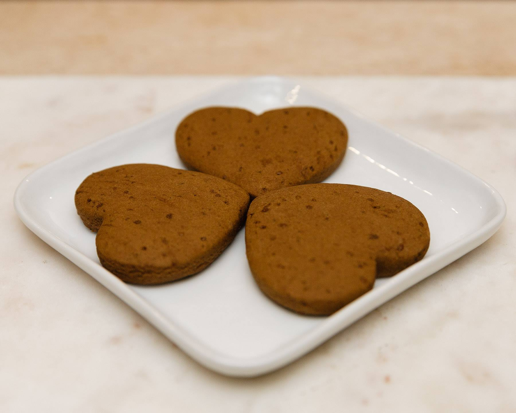 Danish Ginger Cookies