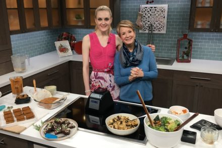 Vegan Holiday Recipes on New Day Northwest