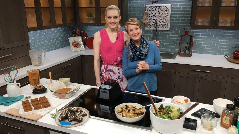 Vegan Holiday Recipes on New Day Northwest