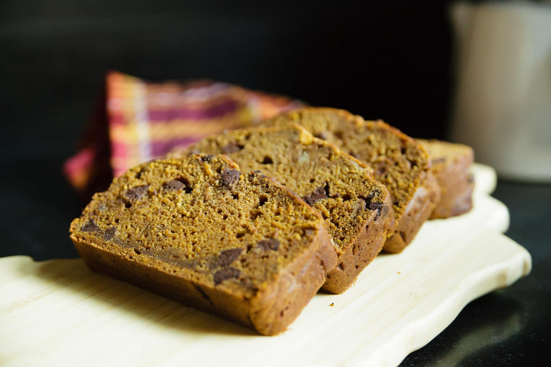 Autumn Spice Pumpkin Loaf