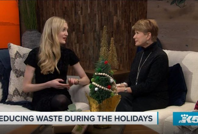 MINIMIZING HOLIDAY WASTE ON NEW DAY NW